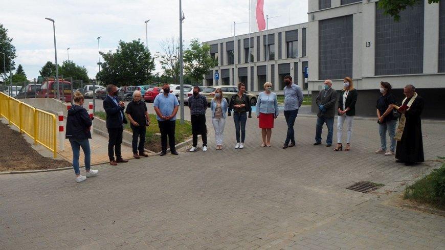 Pomimo pandemii Gmina Lubrza nie zwalnia inwestycyjnego tempa (09.06.2020)