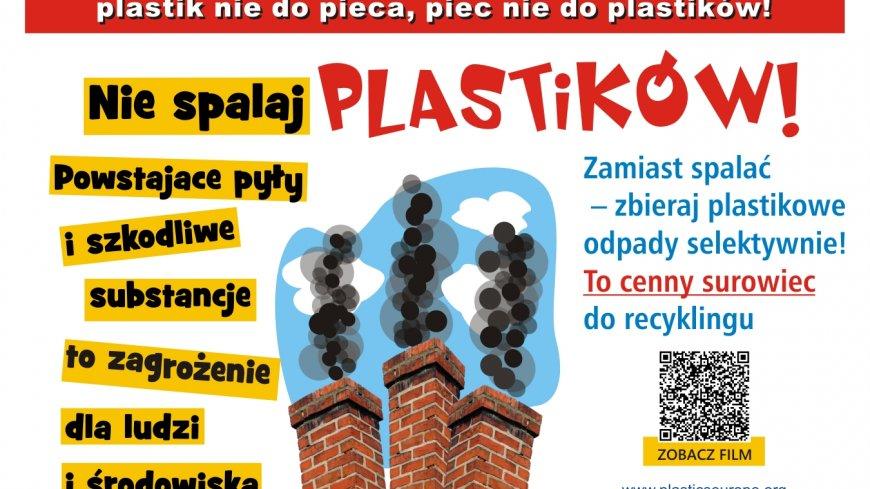 Plastik nie do pieca - piec nie do plastiku