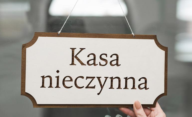 Kasa Urzędu Gminy Lubrza nieczynna do odwołania !!!