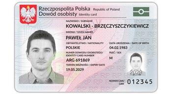 Uwaga na terminy ważności dokumentów tożsamości !!!