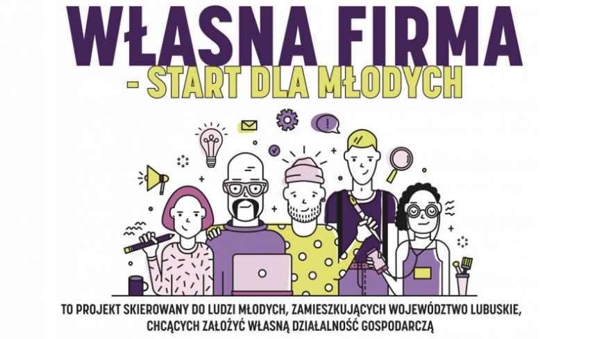 """""""Własna firma - start dla młodych"""" - wydłużona rekrutacja do projektu"""