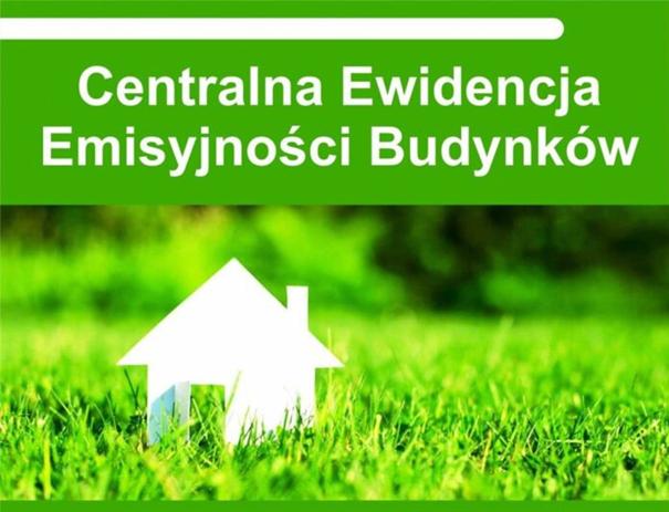 Centralna ewidencja emisyjności budynków - ZONE